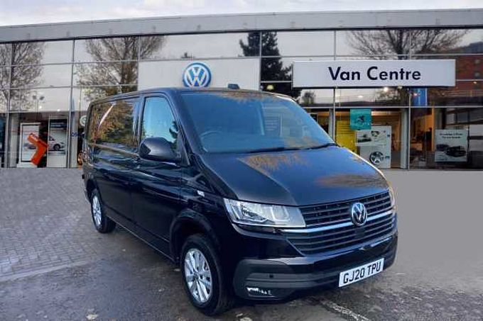 Volkswagen T28 Panel van Highline SWB 110 PS 2.0 TDI 5sp Manual T28 Panel van Highline SWB 110 PS 2.0 TDI 5sp Manual T6.1